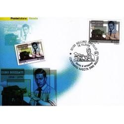 FDC ITALIA 2006 Cartolina Poste Italiane Unif. 2979 Dino Buzzati AS