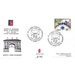 IT Repubblica APG - Grolla Club - 22/10/1999 150º anniversario della morte di Goffredo Mameli a/s Roma