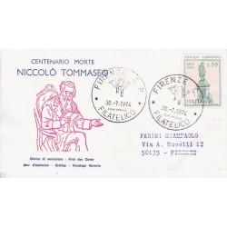 FDC ITALIA Angiolino G. 30/07/1974 Nicolò Tommaseo a/Fi