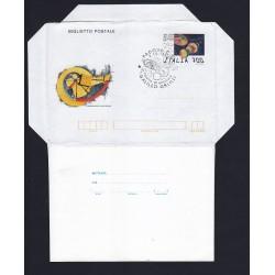 FDC ITALIA Biglietto Postale 02/12/1992 Galileo Galilei AS Padova