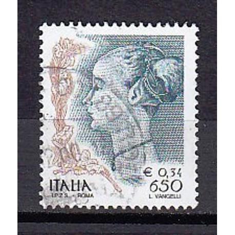 1999 Italia Repubblica - Unif. 2431 - Donne nell´arte  Pollaiolo £ 650 - usato