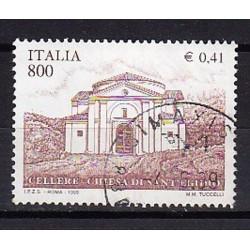 1999 Italia Repubblica - Unif. 2438 - Patrimonio artistico e culturale italiano 38ª emissione - £ 800 - usato