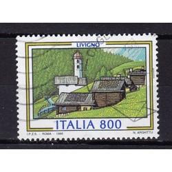 1998 Italia Repubblica - Unif. 2376-  Propaganda turistica Livigno - usato