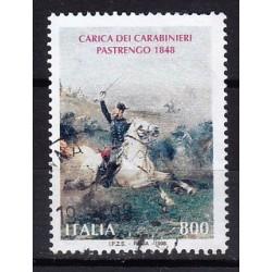 1998 Italia Repubblica - Unif. 2380- 150º anniversario della battaglia di Pastrengo - usato
