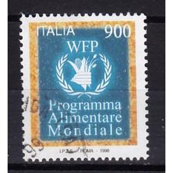 1998 Italia Repubblica - Unif. 2384 - Programma alimentare mondiale - usato
