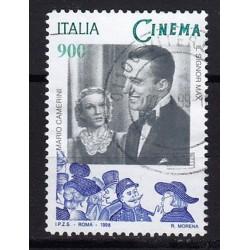 1998 Italia Repubblica - Unif. 2399 - Lo Sport Italiano 33^ Coppa del Mondo di Baseball - 900 £ usato