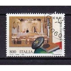1998 Italia Repubblica - Unif. 2446 - Corte costituzionale usato