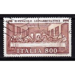 1998 Italia Repubblica - Unif. 2371-  Cenacolo di Leonardo da Vinci - usato