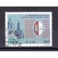 1999 Italia Repubblica - Unif. 2450 - grande torino - usato