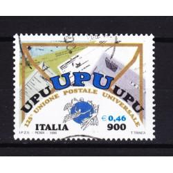 1999 Italia Repubblica - Unif. 2466 - upu - usato