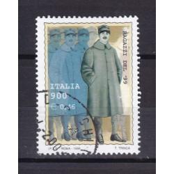 1999 Italia Repubblica - Unif. 2472 - ragazzi del'99 - usato
