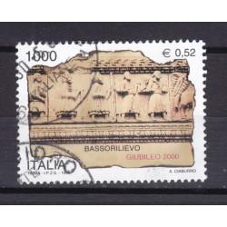 1999 Italia Repubblica - Unif. 2477 - giubileo 2000 - usato
