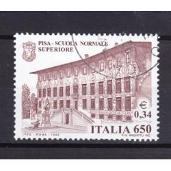 1999 Italia Repubblica - Unif. 2481 - scuole d'italia - usato