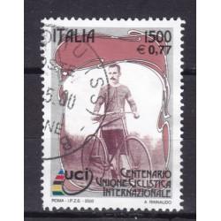 2000 Italia Repubblica - Unif. 2506 - ciclismo- usato