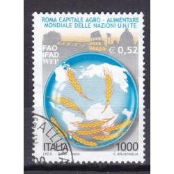 2000 Italia Repubblica - Unif. 2520 - roma capitale - usato