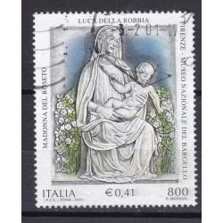 2000 Italia Repubblica - Unif. 2544 - luca della robbia- usato
