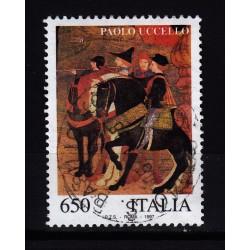 1997  Italia Repubblica - Unif. 2337 - patrimonio artistico - usato
