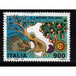 1997  Italia Repubblica - Unif. 2333 - lavoro italiano - usato