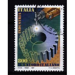 1997  Italia Repubblica - Unif. 2332 - lavoro italiano - usato