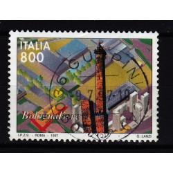 1997  Italia Repubblica - Unif. 2324 - fiera bologna- usato