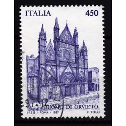 1997  Italia Repubblica - Unif. 2321 -  patrimonio artisticoi  - usato