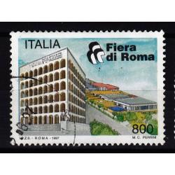 1997  Italia Repubblica - Unif. 2320 -  fiera di roma -  usato