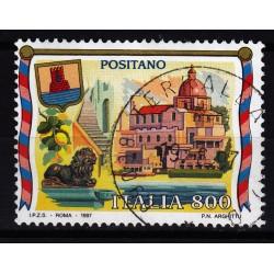 1997  Italia Repubblica - Unif. 2316 -- propaganda turistica -  usato
