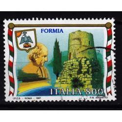 1997  Italia Repubblica - Unif. 2315 -- propaganda turistica -  usato