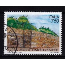 1997  Italia Repubblica - Unif. 2308  -- patrimonio artistico  -  usato