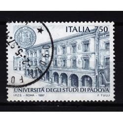 1997  Italia Repubblica - Unif. 2306 -- scuole d'italia  -  usato