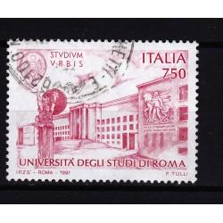 1997  Italia Repubblica - Unif. 2305 -- scuole d'italia  -  usato