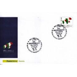 FDC ITALIA Marcofilia Annullo speciale n° 160 16/04/2011 Imola 3
