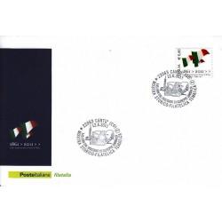 FDC ITALIA Marcofilia Annullo speciale n° 1026 12/06/2011 Cantu' (CO)
