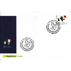 FDC ITALIA Marcofilia Annullo speciale n° 1451 10/09/2011 Bianchi (CS)