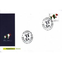 FDC ITALIA Marcofilia Annullo speciale n° 1609 01/10/2011 Bardimento (SV)