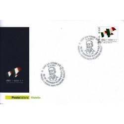 FDC ITALIA Marcofilia Annullo speciale n° 2369 31/12/2011 San Fiorano (LO)