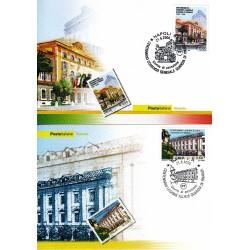 FDC ITALIA 2006 Cartolina Poste Italiane Unif. 2962/3 Guardia Di Finanza