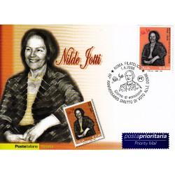 FDC ITALIA 2006 Cartolina Poste Italiane Unif. 2959 Nilde Iotti voto alle donne
