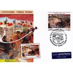 FDC ITALIA 2006 Cartolina Poste Italiane Unif. 2952 Targa Florio