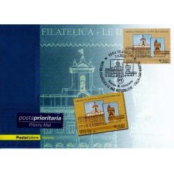 FDC ITALIA 2006 Cartolina Poste Italiane Unif. 2941 Palazzo Montecitorio