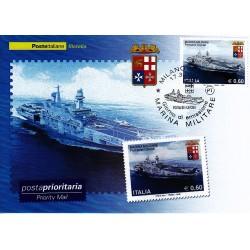 FDC ITALIA 2006 Cartolina Poste Italiane Unif. 2933 Marina Militare