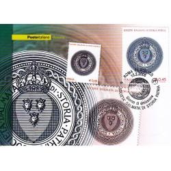 FDC ITALIA 2006 Cartolina Poste Italiane Unif. 2926 Società Dalmata di Storia Patria
