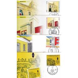 FDC ITALIA 2006 Cartolina Poste Italiane Unif. 2912/5 Scuole e Università