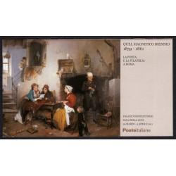 I 2011 - L27 - Quel Magnifico Biennio - 1859 - 1861 a Montecitorio MNH