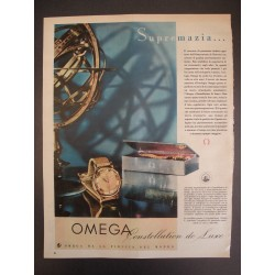 Pubblicità Advertising 1956 Orologi Omega