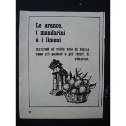 Pubblicità Advertising 1952 alimentari alemagna