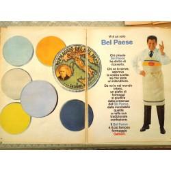 Pubblicità Advertising 1957 alimentari Bel Paese