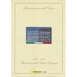 IT Repubblica 2002 Folder - 24/06/2002 Bicentenario dell'Istituto Prefettizio, valore facciale € 5.00