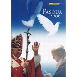 IT Repubblica 2006 Folder 05/04/2006 Pasqua 2006 - nuovo completo, valore facciale £20.00 - €7.00