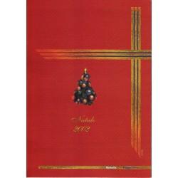 IT Repubblica 2002 Folder 31/10/2002 Il Santo Natale 2002 - nuovo completo, valore facciale - € 11.00